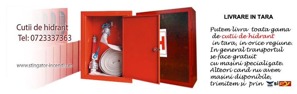 cutii de hidrant